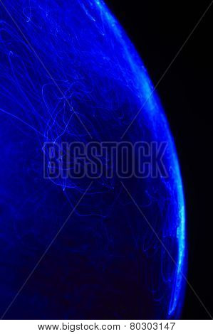 Abstract Image Representing Planet Earth