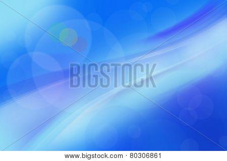 Astract Bokeh Background