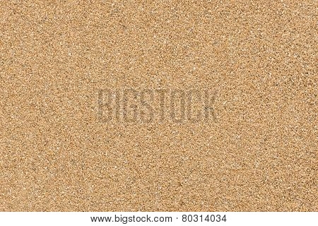 Sand Background For Mix Concrete