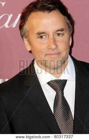 PALM SPRINGS, CA - JAN 3: Richard Linlater arrives at the 2015 Palm Springs Film Festival Awards Gala at the Palm Springs Convention Center on January 3, 2015 in Palm Springs, CA.