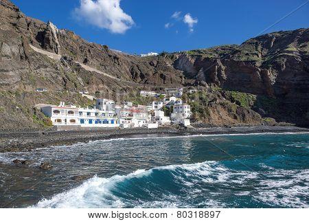 La Gomera - Playa de Alojera