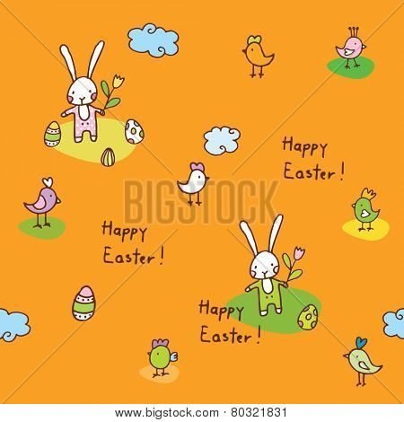 Easter decorative element
