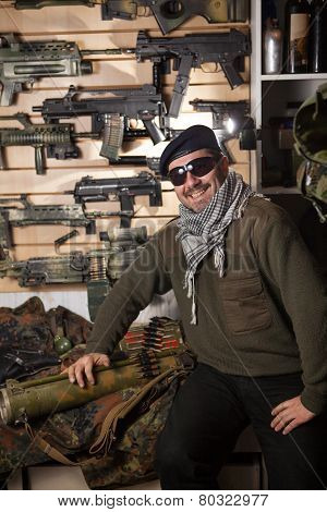 Arms Merchant