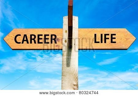 Career and Life signs