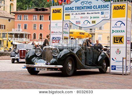 Lagonda Dhc V 12, 1938