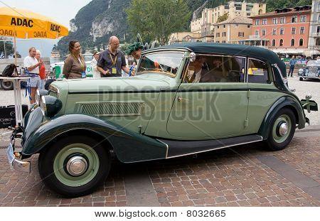 Wanderer W 50 Cabriolet, 1936