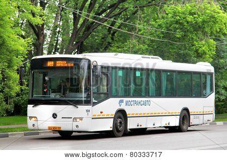 Mercedes-benz O345 Conecto H