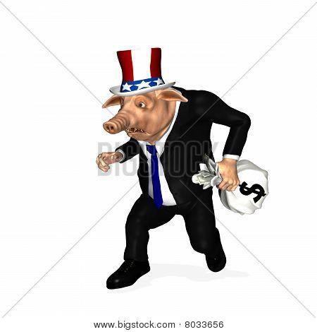 Congressional Pork - Running