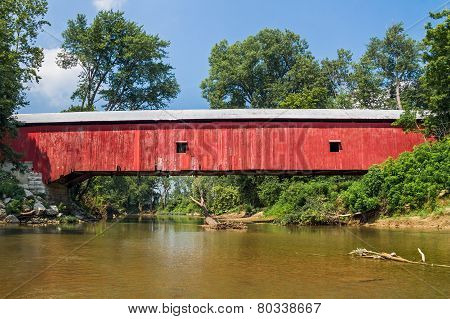 Putnam County Covered Bridge