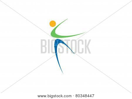 wellness,people,logo,fitness,abstract,dance,sport,nature,yoga,symbol,icon