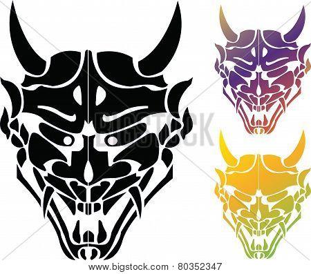 Japan Mask Devil