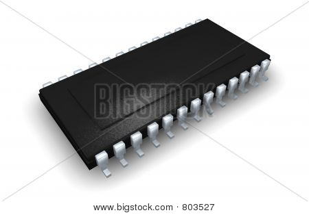 计算机芯片