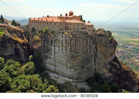 Greece, Holy Monastery