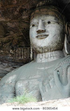 A spectacular Bodhisattva