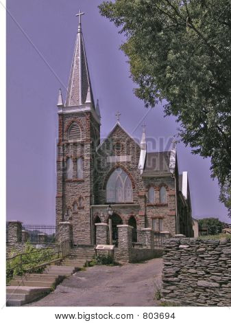 Catholic Church, Harpers Ferry
