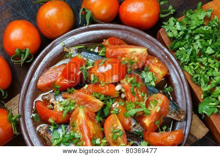 Vietnamese Food, Braised Fish