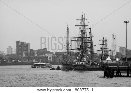 Greenwich Tall Ship Festival 2014