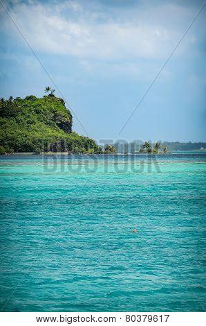 Turquoise Bora-bora