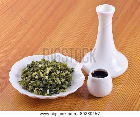 Salty Ramsons (allium Ursinum)