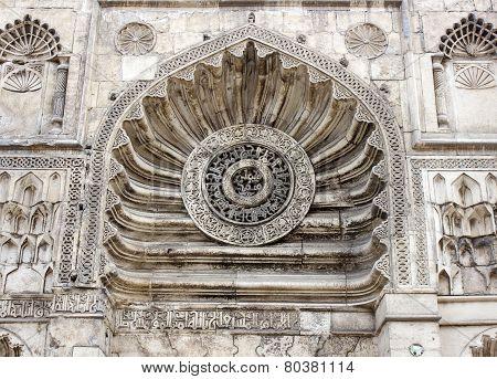 Decoration Of Islamic Mosque