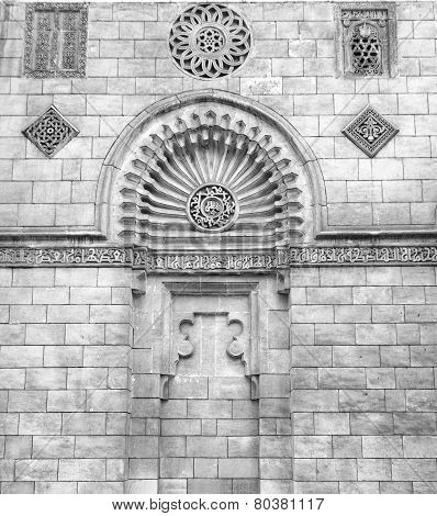 Parts Of Islamic Mosque Architecture