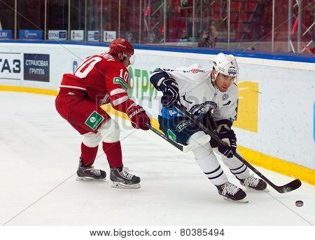 D. Tsyganov (10) Vs M. Popovic (6)