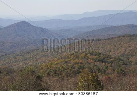Max Patch Overlook View