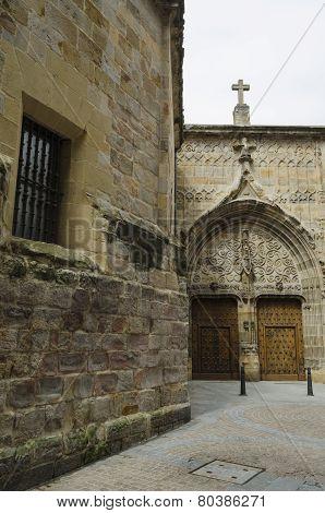 Architecture in Bilbao