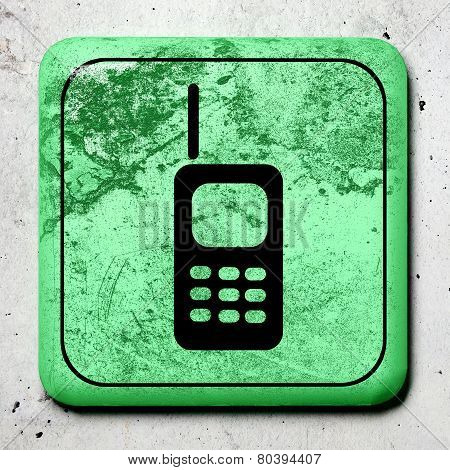 Dirty Phone Symbol