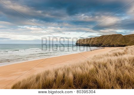 Strathy Bay, Caithness