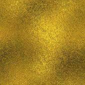 pic of high-quality  - Golden Foil High Definition Tileable Texture - JPG