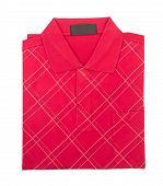 image of t-shirt red  - shirt - JPG
