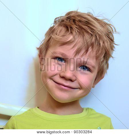 Joyfull little one