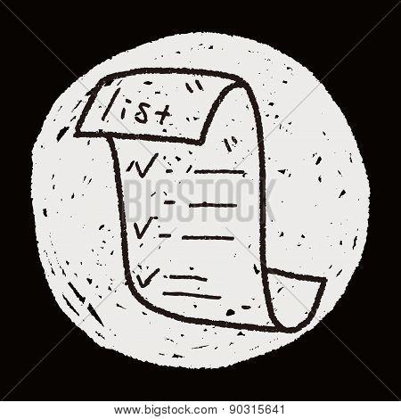 Invoice Doodle
