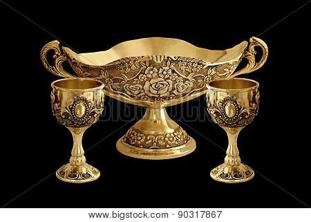 Old Silver Ware