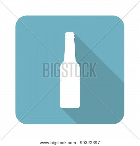 Square bottle icon