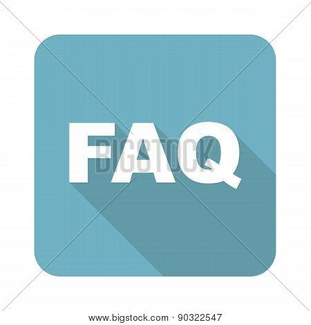 Square FAQ icon