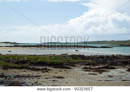 Beach at Claddaghduff