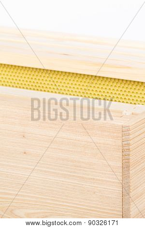 Beehive Deep Box Close Up