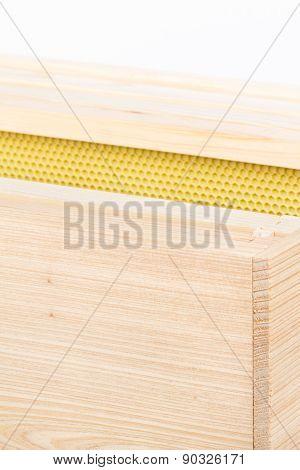 Beehive Deep Box Close Up