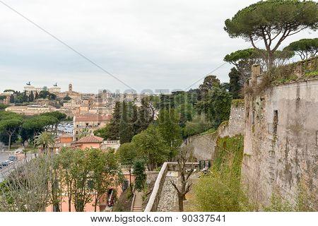 Landscape Of Rome