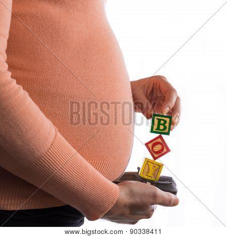 Boy pregnancy
