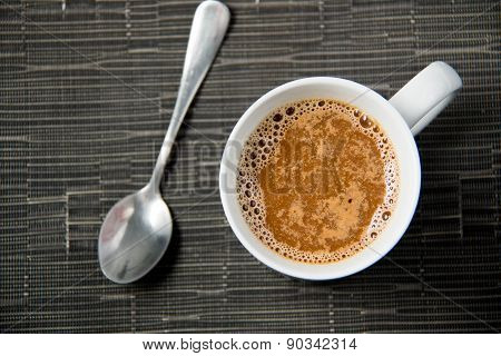 Coffee In Cup