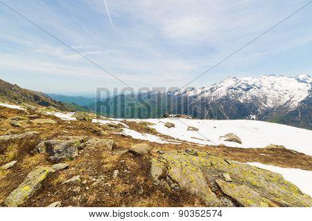 Spring In The Italian Alpine Valleys