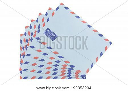 Vintage Air Mail Envelopes
