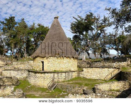 Kuelap Festung, Chachapoyas, Amazonas, Peru.