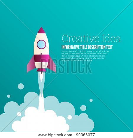 Creative Idea Copyspace
