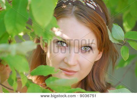 Bright Emotional Portrait