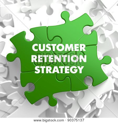 Customer Retention Strategy on Green Puzzle.