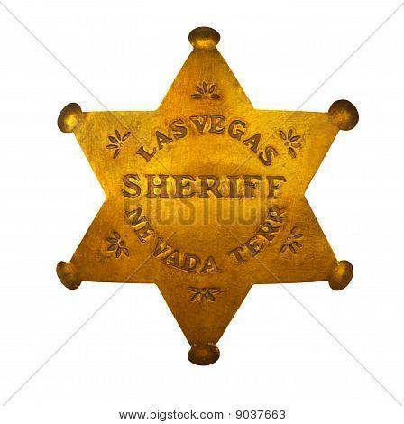 Las Vegas Sheriff Star